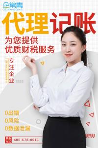 北京代理记账公司
